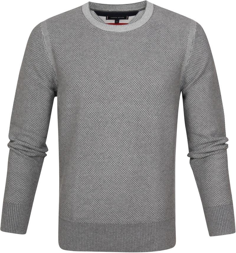 Tommy Hilfiger Pullover Argyle Grey photo 0