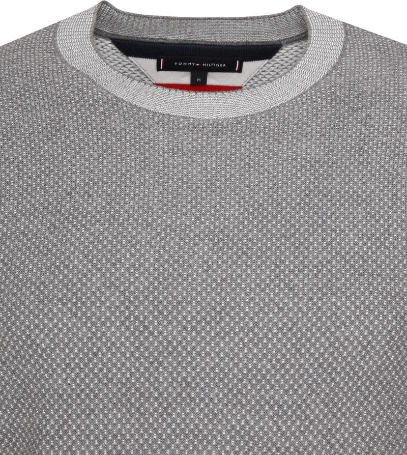 Tommy Hilfiger Pullover Argyle Grey photo 1