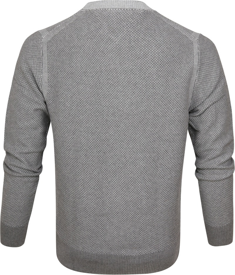 Tommy Hilfiger Pullover Argyle Grey photo 3