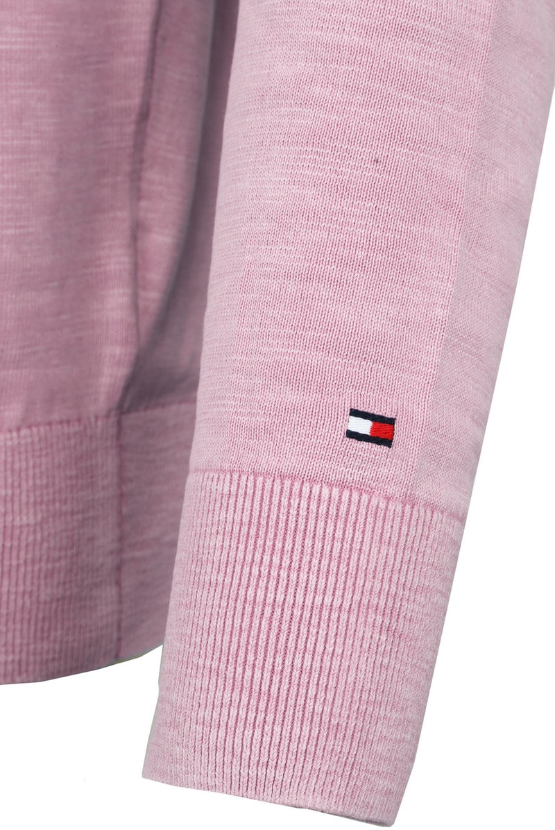 Tommy Hilfiger Pullover Dyed Lila foto 2