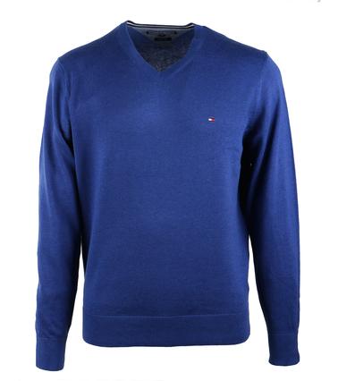 Tommy Hilfiger Pullover Kobalt Blauw  online bestellen | Suitable