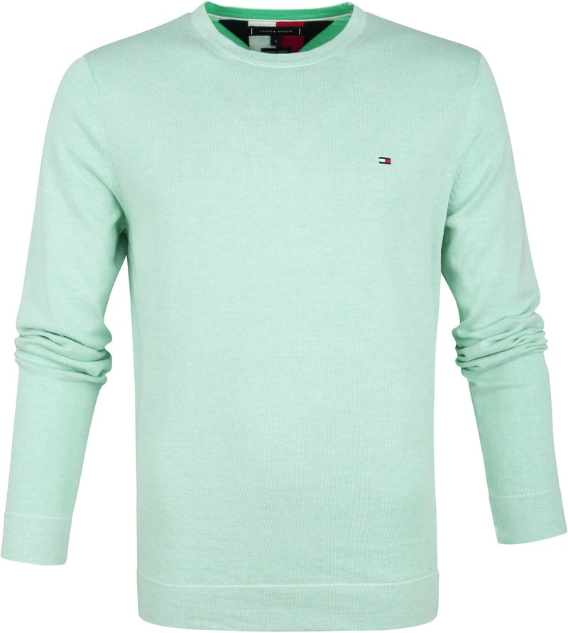 Tommy Hilfiger Pullover R-Neck Mint Green photo 0