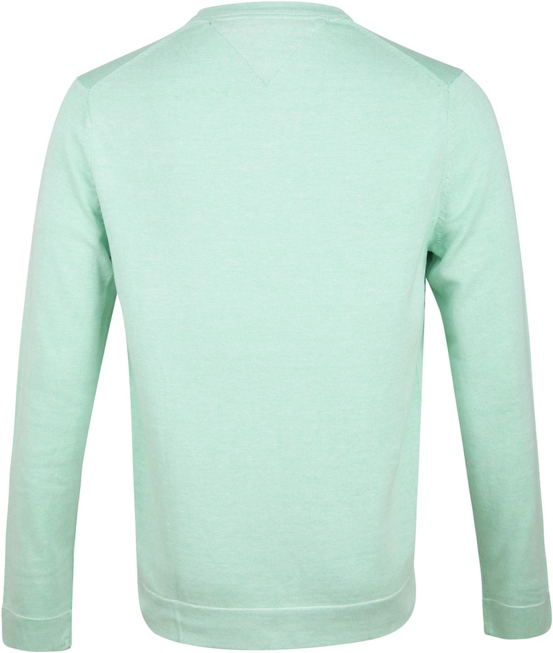 Tommy Hilfiger Pullover R-Neck Mint Green photo 3