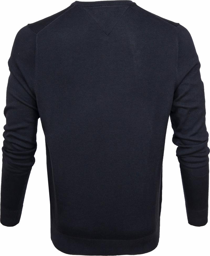 Tommy Hilfiger Pullover V-Hals Navy