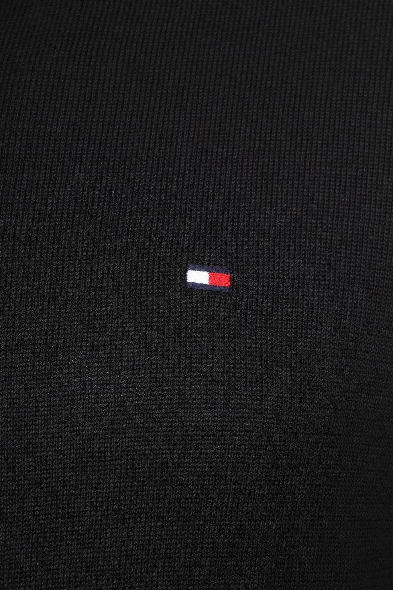 Tommy Hilfiger Pullover V-Neck Black photo 1