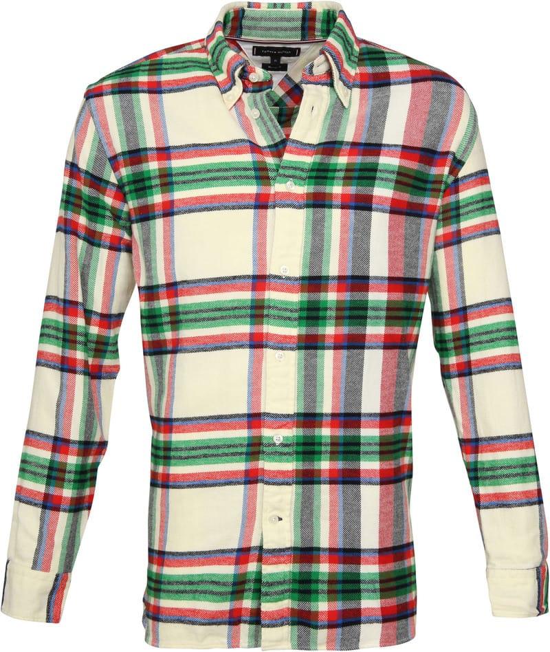 Tommy Hilfiger Shirt Checks MW0MW10715 order online | Suitable