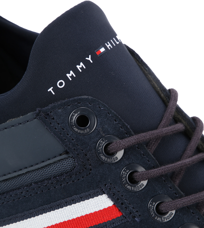 Tommy Hilfiger Sneaker Iconic Navy foto 1
