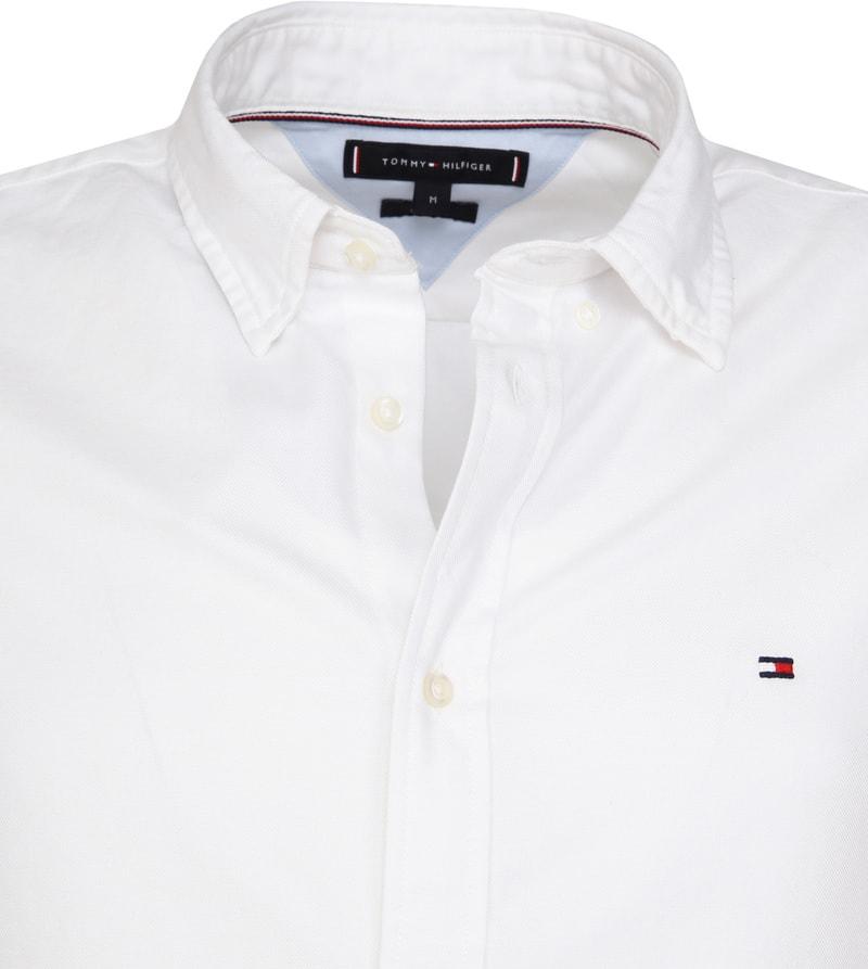 Tommy Hilfiger THFlex Overhemd Wit foto 1