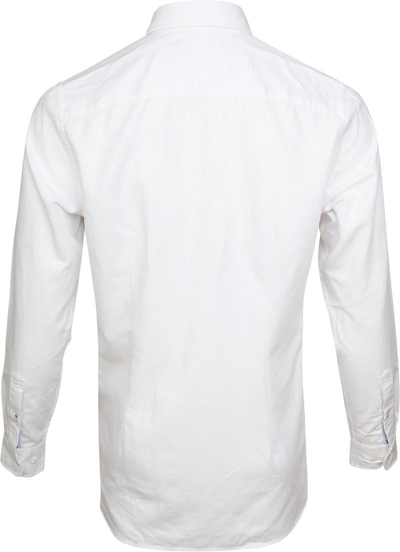 Tommy Hilfiger THFlex Overhemd Wit foto 3