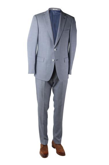 Van Gils Ellis Kostuum Blue Pinpoint  online bestellen | Suitable