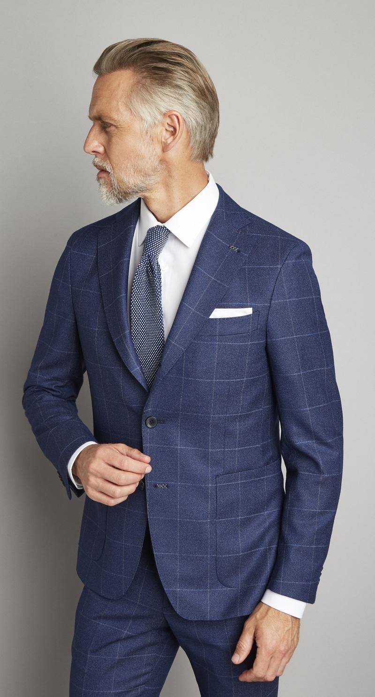 Van Gils Elwyn Suit Royal Checks photo 1