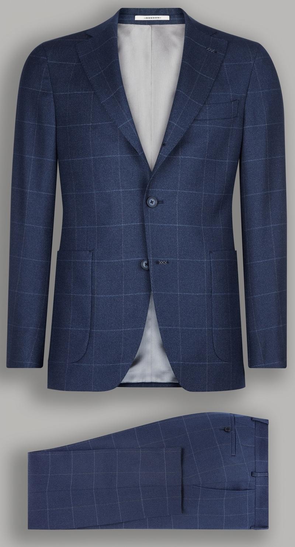 Van Gils Elwyn Suit Royal Checks photo 3