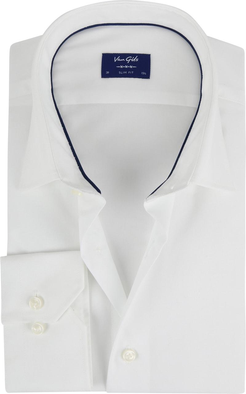 Van Gils Overhemd Extreme Wit foto 0