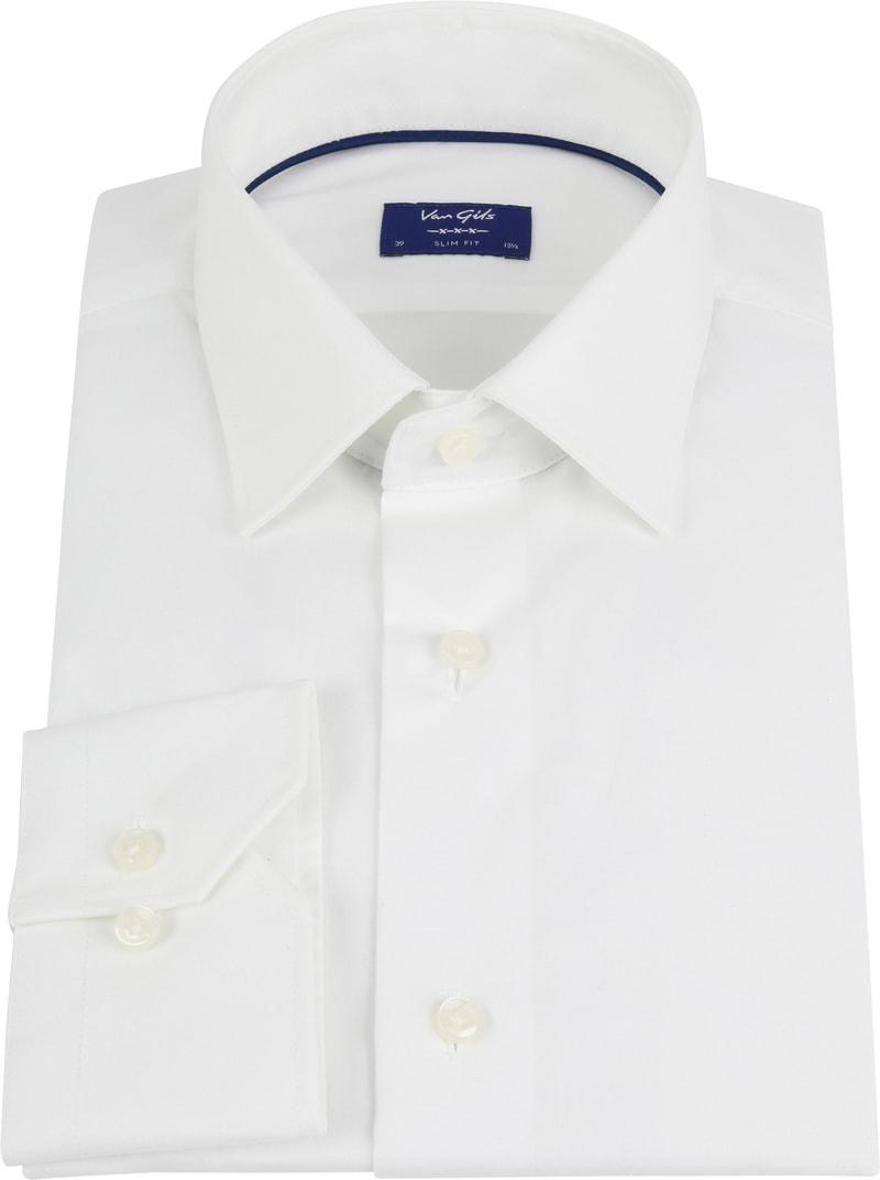 Van Gils Overhemd Extreme Wit foto 2