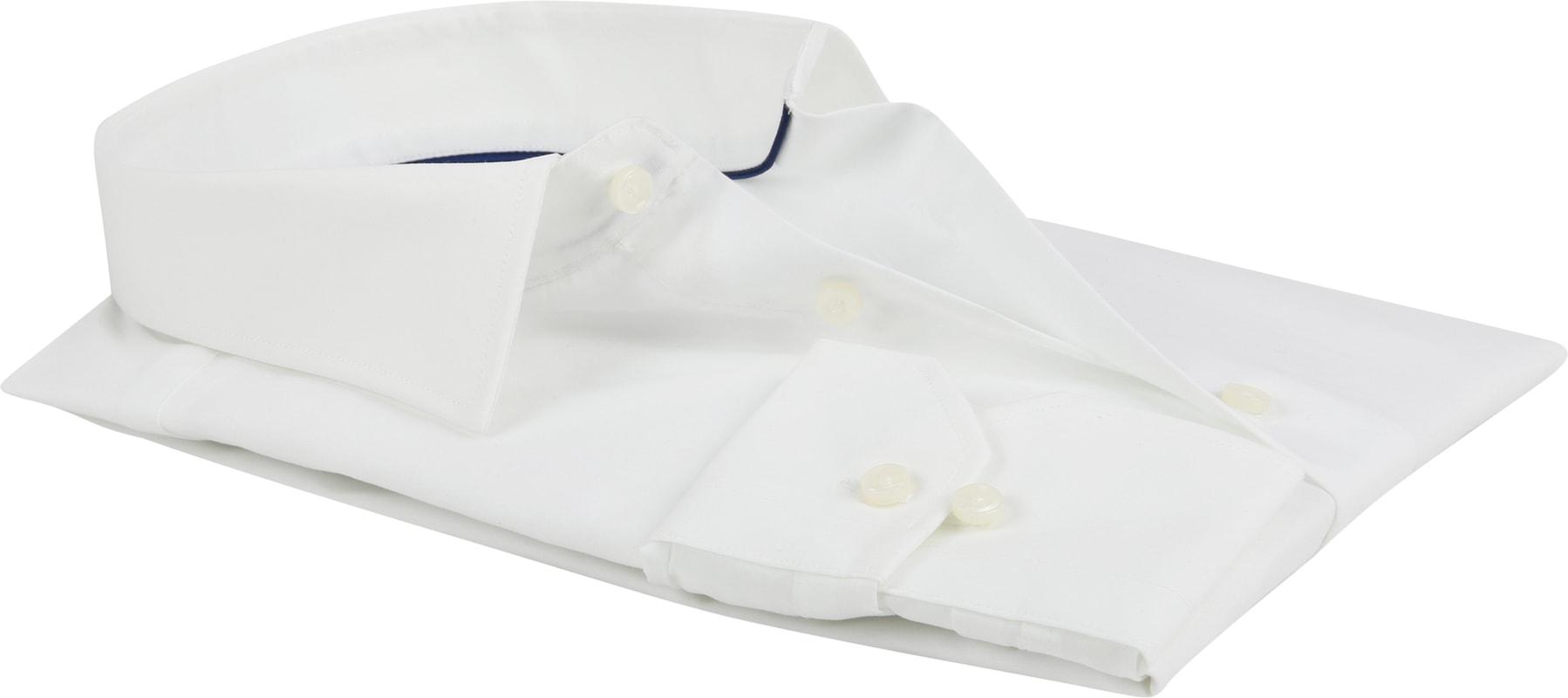 Van Gils Overhemd Extreme Wit foto 3