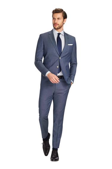 Van Gils Zenar Kostuum Donkerblauw  online bestellen | Suitable
