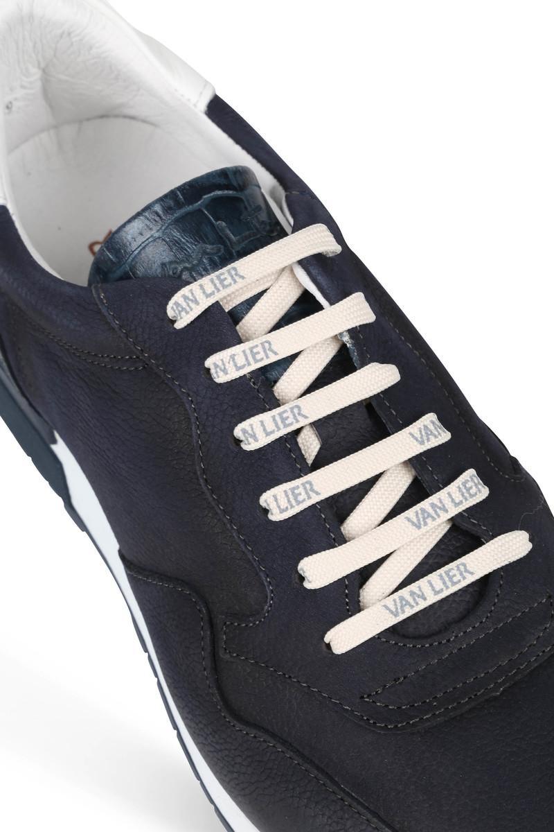 Van Lier Chavar Sneaker Donkerblauw