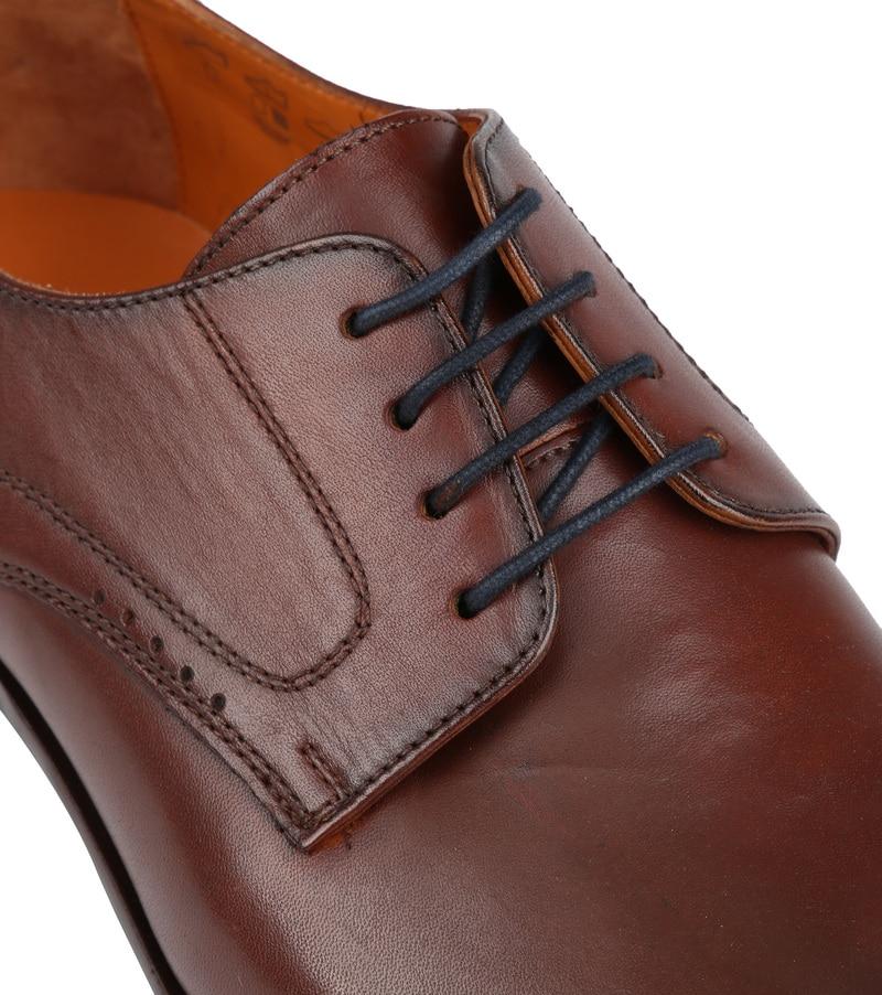 Van Lier Dress Shoes Cognac Lether photo 1