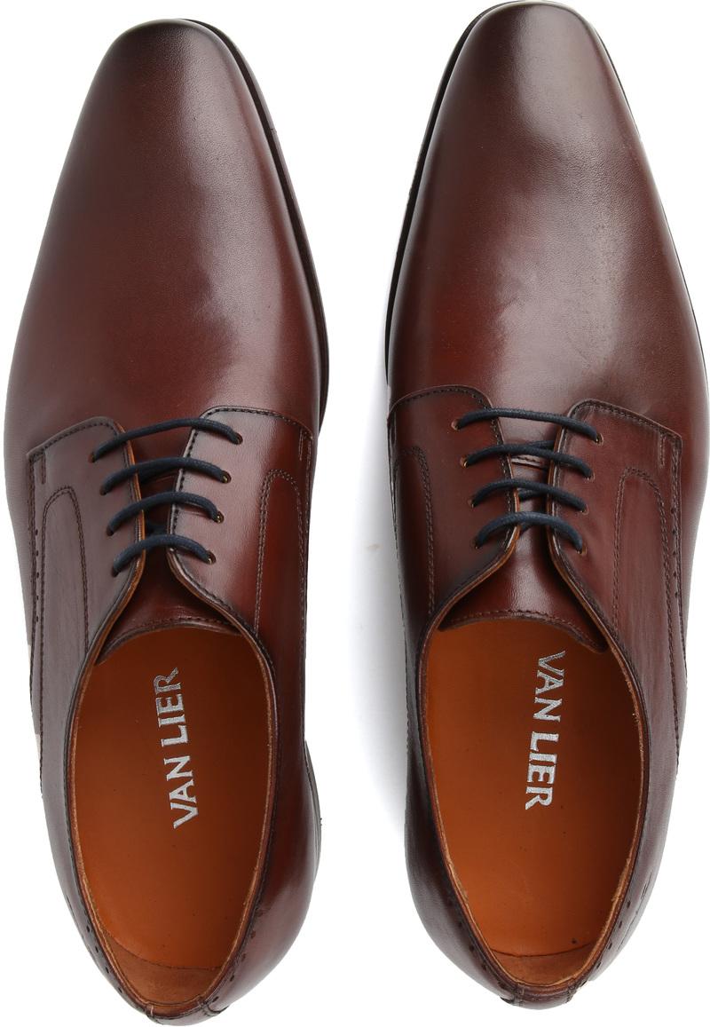 Van Lier Dress Shoes Cognac Lether photo 4