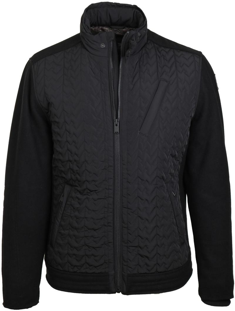 Vanguard Bicker Jacket Zwart  online bestellen | Suitable