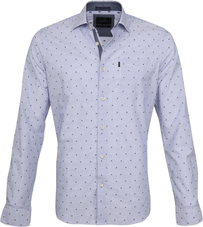 Vanguard Casual Overhemd Strepen foto 0