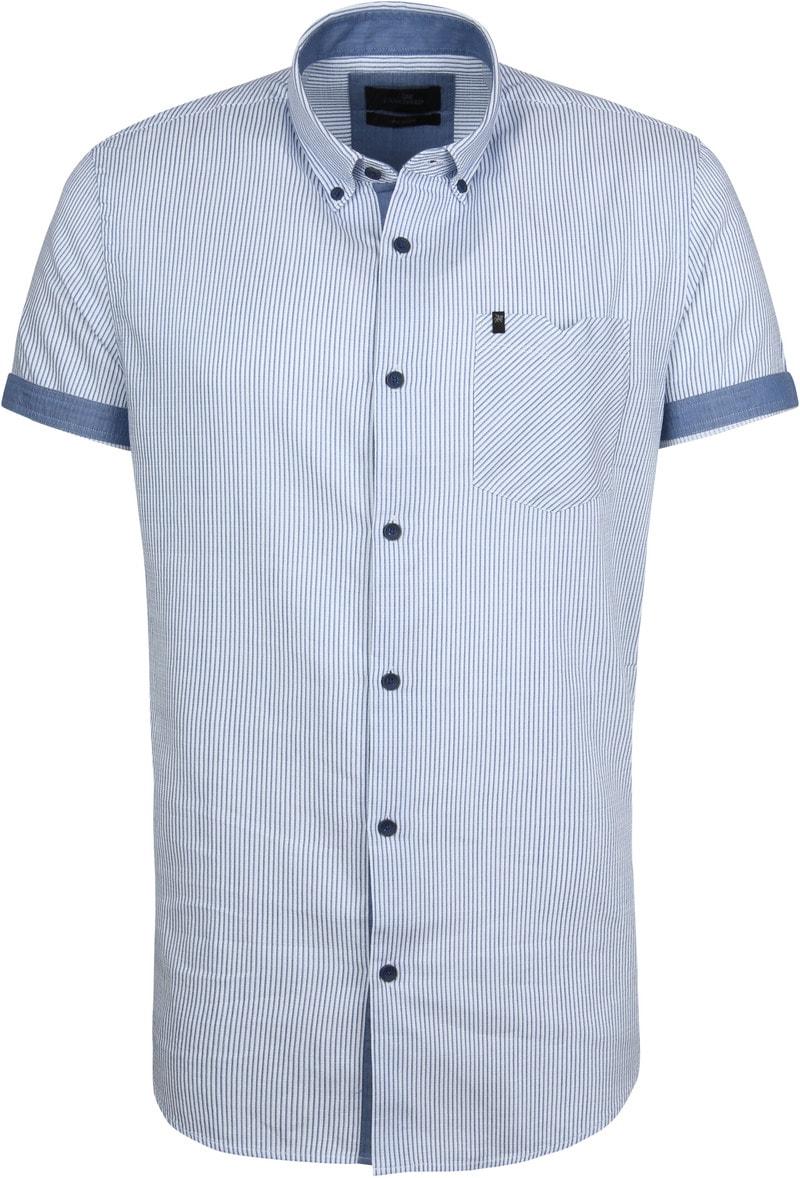 Vanguard Hemd Streifen Blau Foto 0