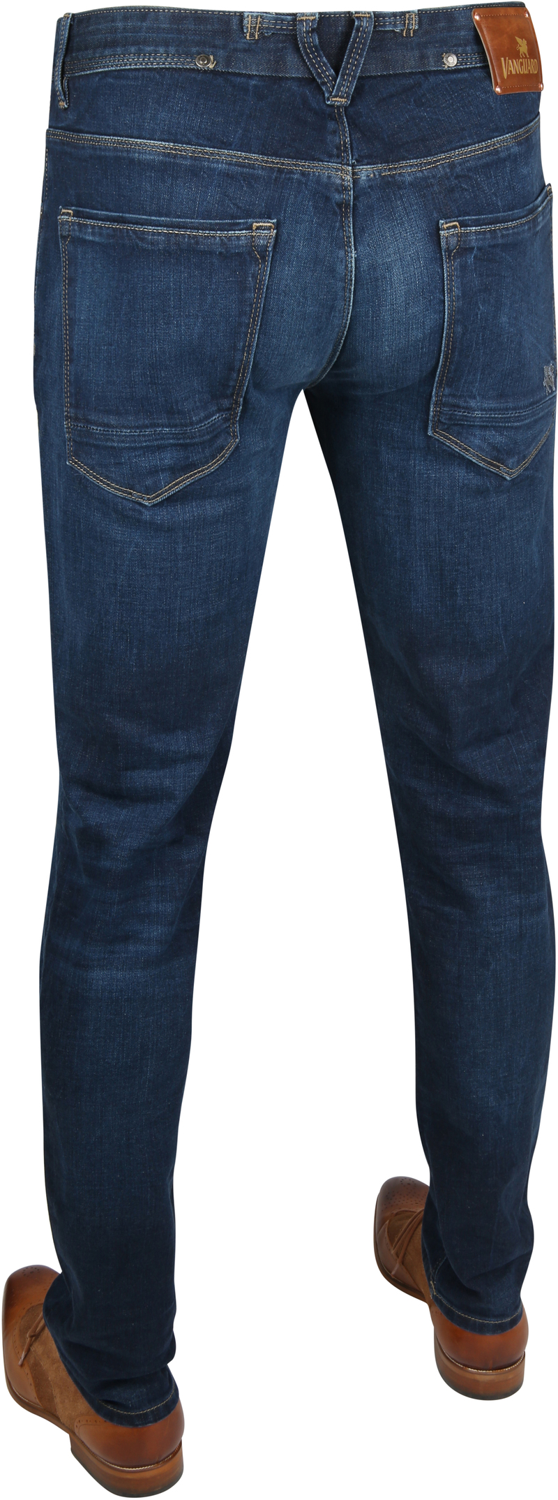 Vanguard Jeans V7 Rider Pure Blue photo 2