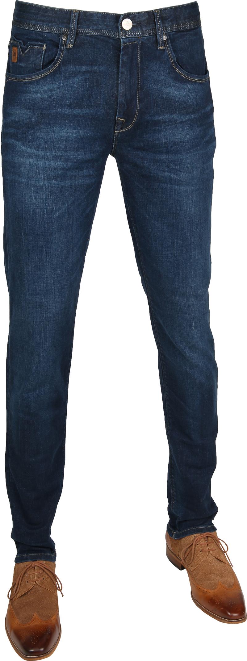 Vanguard Jeans V7 Rider Pure Blue photo 0