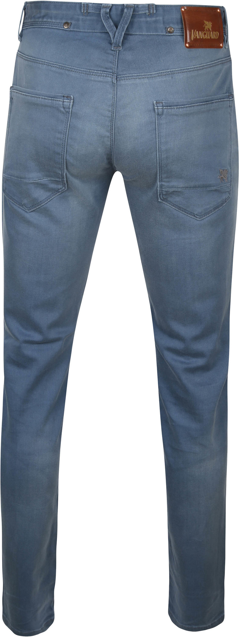 Vanguard Jeans V7 Rider Steel Blue