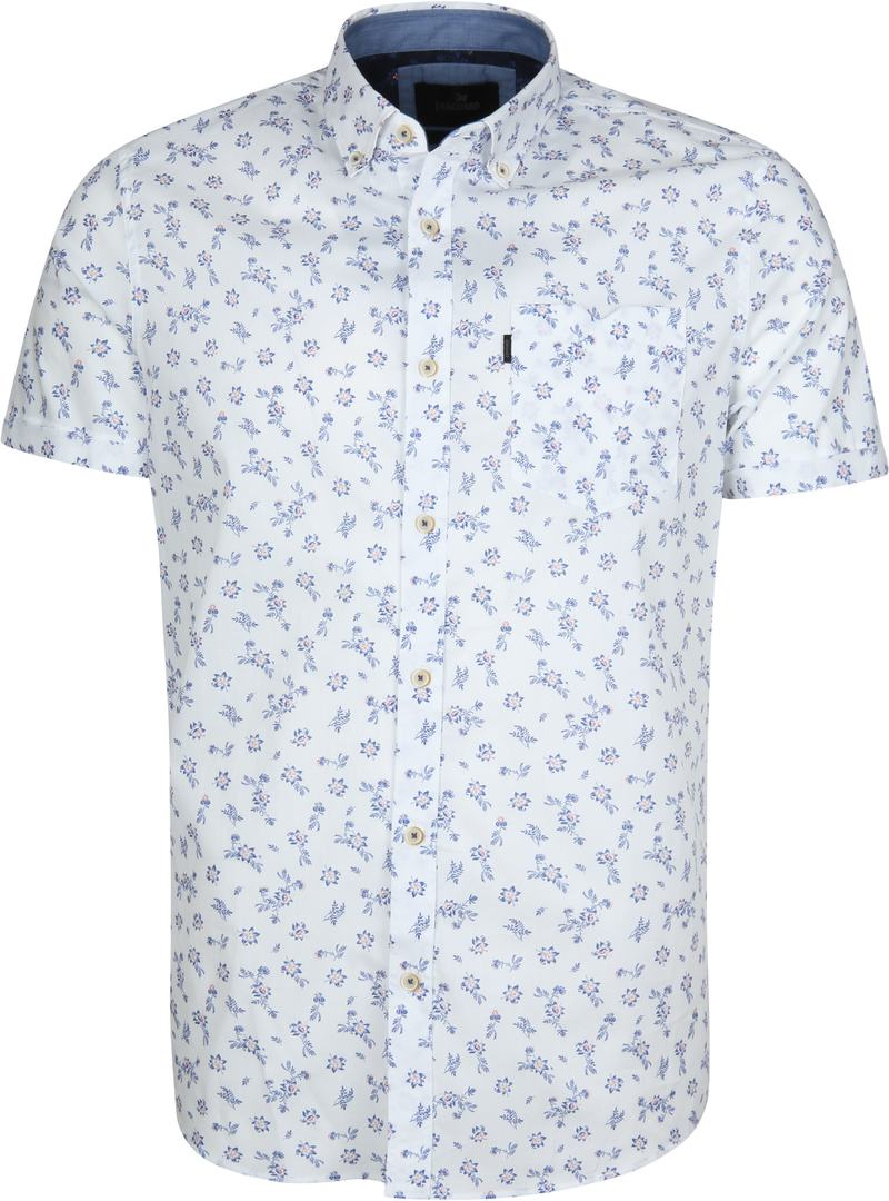 Vanguard Overhemd Bloemen Wit foto 0