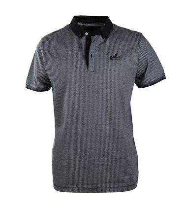 Vanguard Polo Donkerblauw Mini Ruit  online bestellen | Suitable
