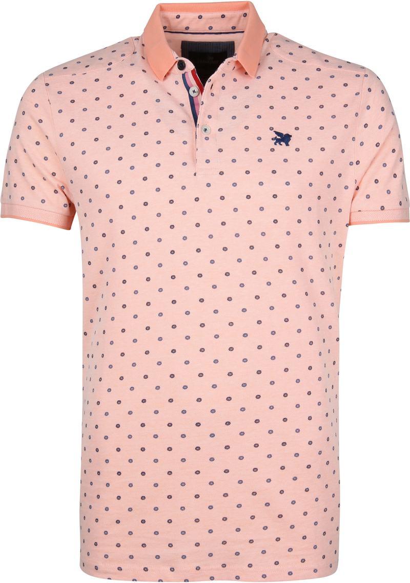 Vanguard Poloshirt Design Peach Vpss203858 Order Online Suitable