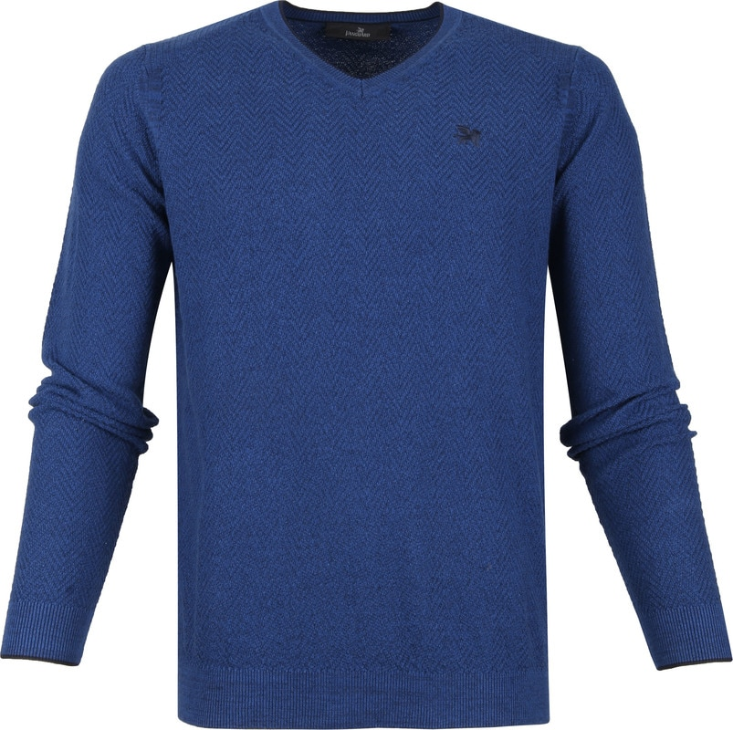 Vanguard Pullover Blau Foto 0