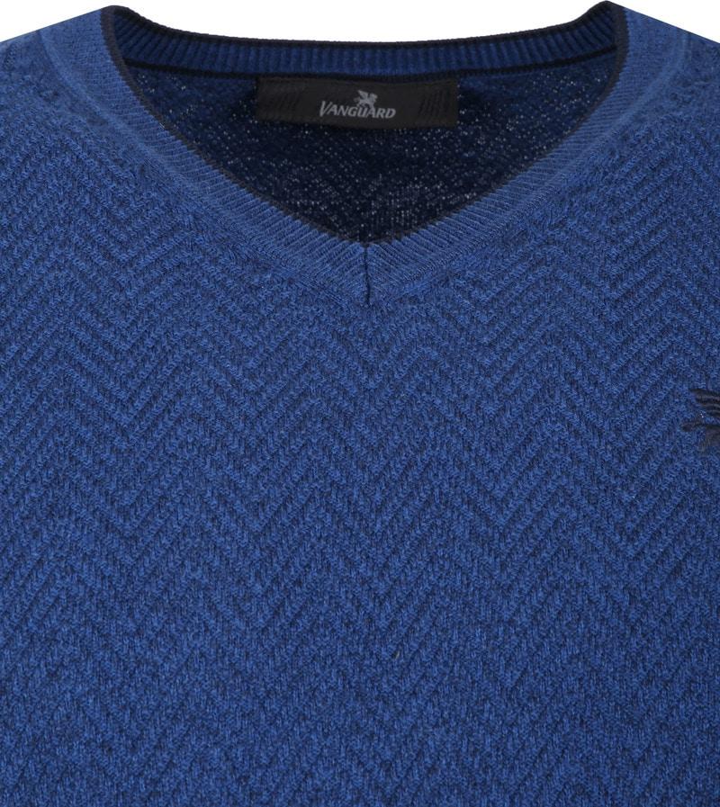 Vanguard Pullover Blau Foto 1