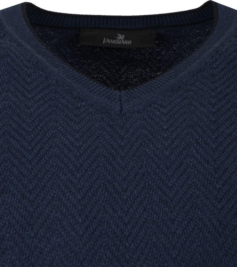 Vanguard Pullover Dark Blue photo 1