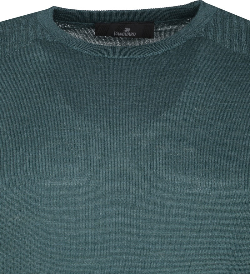 Vanguard Pullover Dark Green photo 1