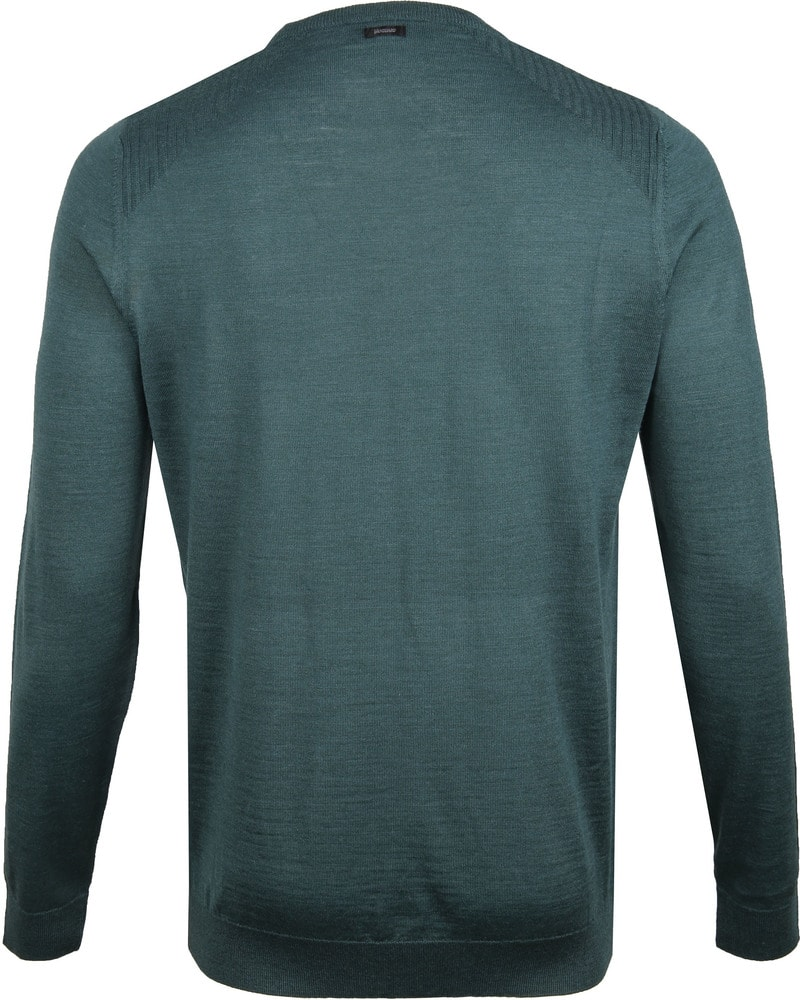 Vanguard Pullover Dark Green photo 3
