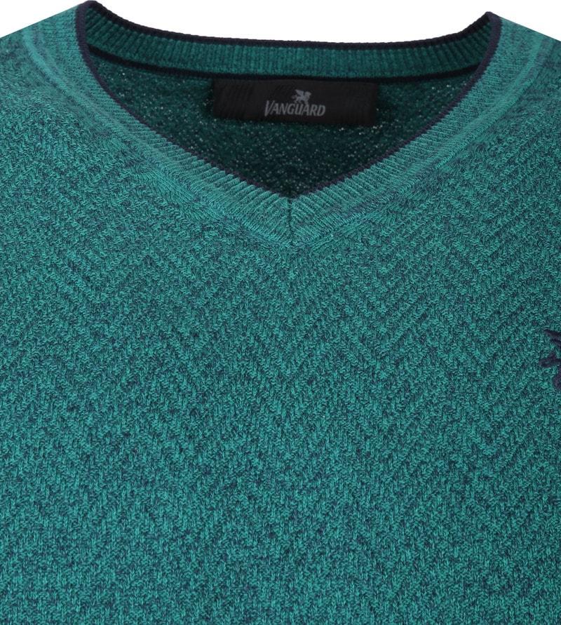 Vanguard Pullover Green photo 1