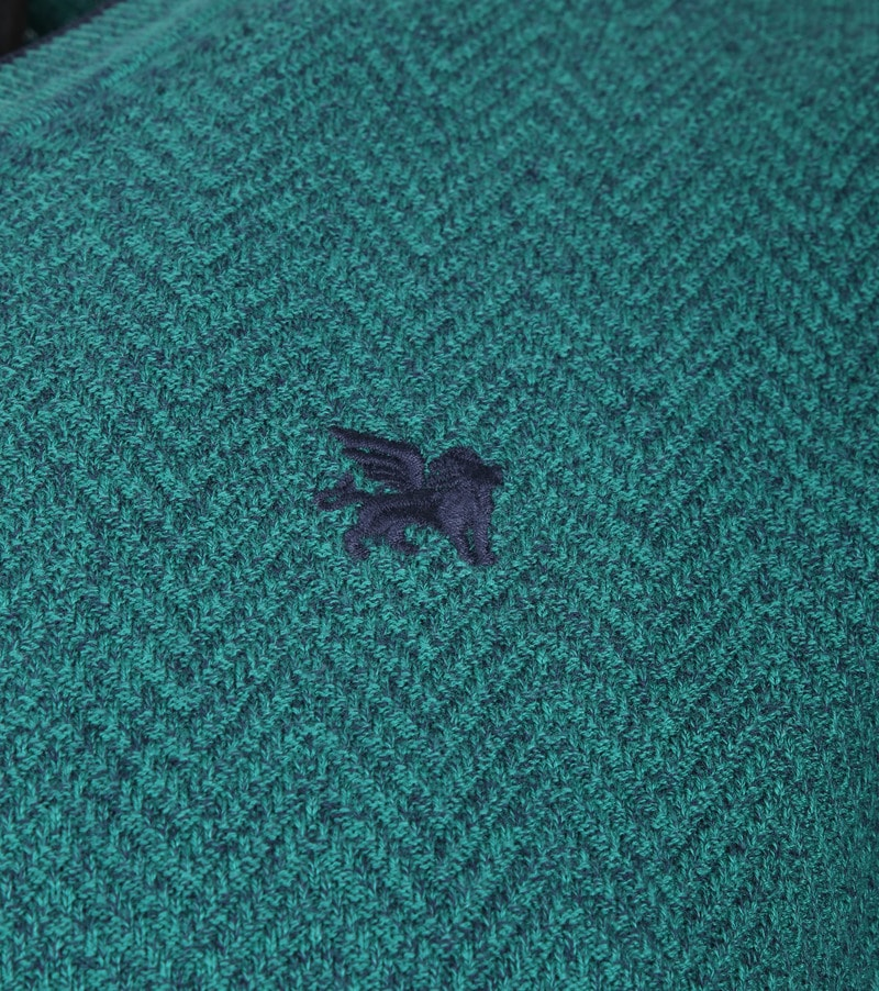 Vanguard Pullover Green photo 2