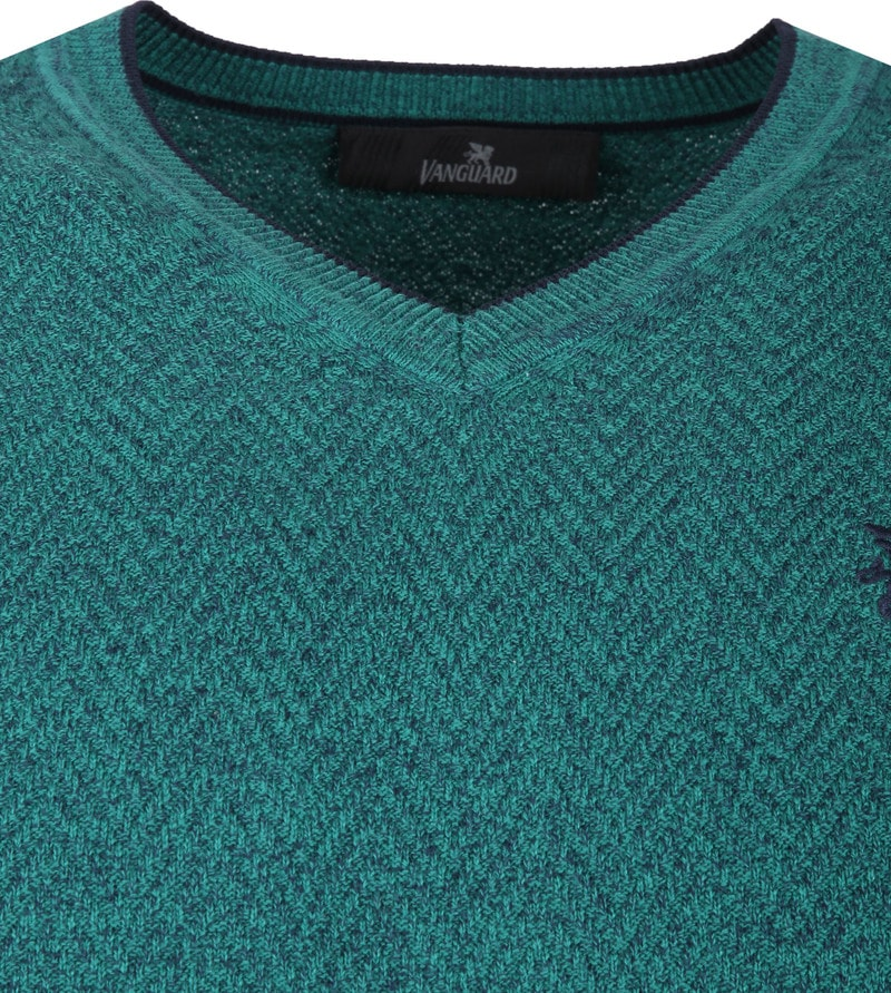 Vanguard Pullover Groen foto 1