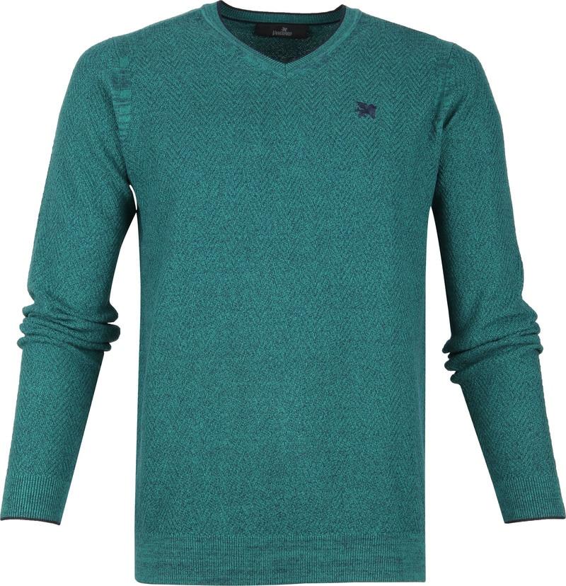 Vanguard Pullover Grün Foto 0