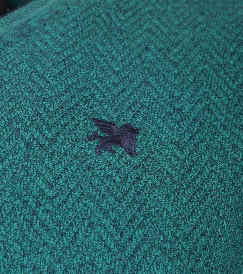 Vanguard Pullover Grün Foto 2
