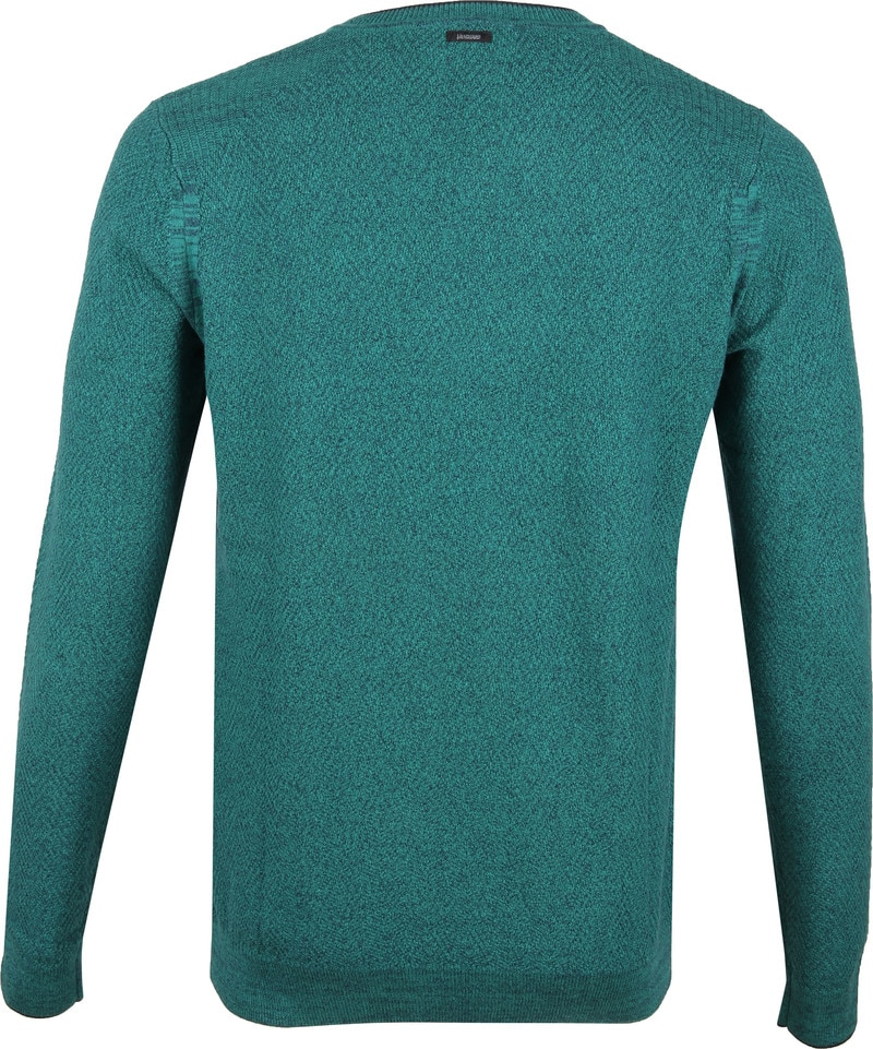 Vanguard Pullover Grün Foto 3