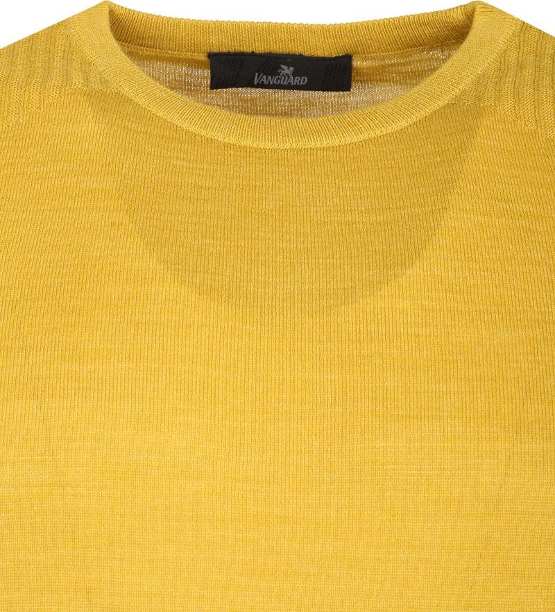 Vanguard Pullover Ockergelb Foto 1