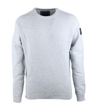 Vanguard Pullover Ronde Hals Grijs  online bestellen | Suitable
