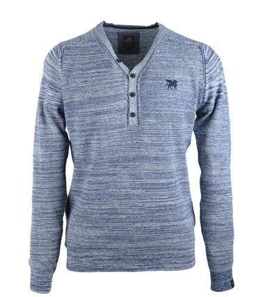Vanguard Pullover V-Hals Blauw  online bestellen | Suitable