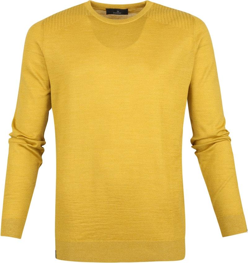Vanguard Pullover yellow ocher photo 0