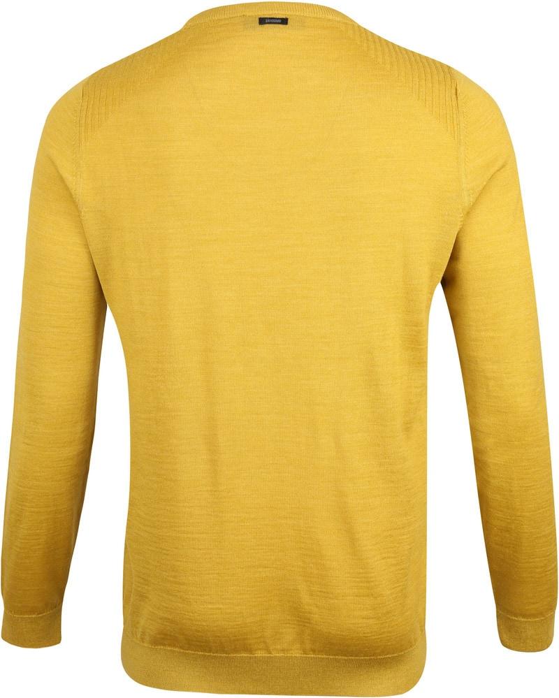 Vanguard Pullover yellow ocher photo 3