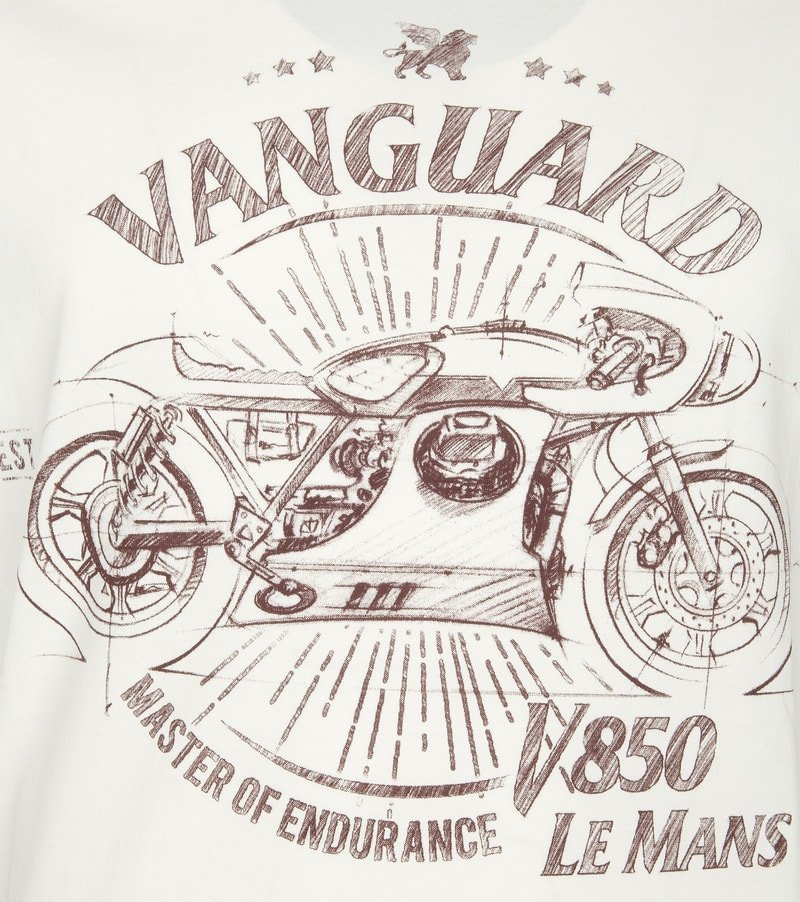 Vanguard Roadshow T-shirt