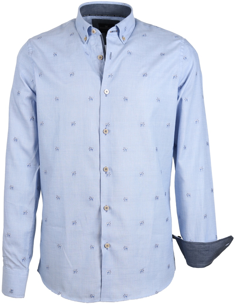 Vanguard Shirt Blauw Lions  online bestellen | Suitable